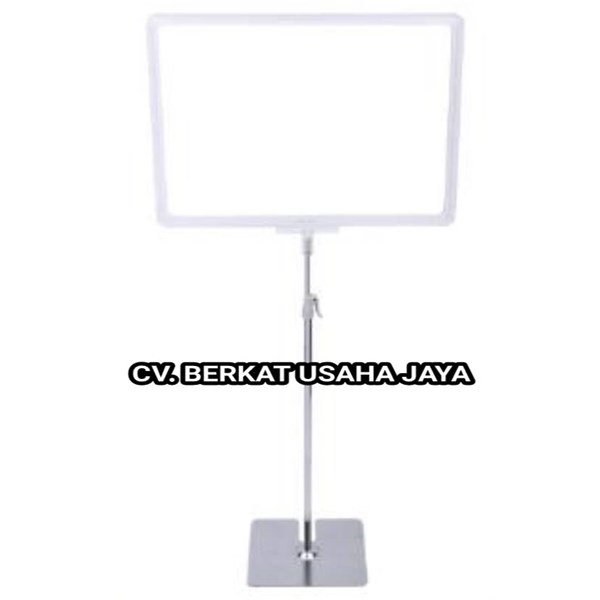 Stand Display Promosi (Stiker)