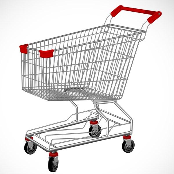 Shopping cart 100 Lt