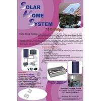 Jual Paket Lampu Solar Home Sytem Tenaga Surya 50Wp Murah