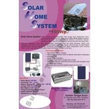 Paket Solar Home Sytem Tenaga Surya 50Wp Murah