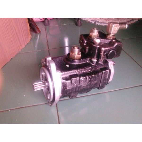 spare part pompa hidrolik atau mesin forklift
