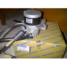 motor assy atau motor gas excavator komatsu pc200-