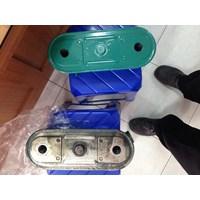 Distributor oil cooler volvo engine 3