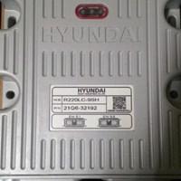Jual engine control hyundai R220lc-9sh