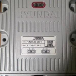 engine control hyundai R220lc-9sh