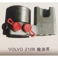 pompa oli excavator volvo ec210b atau engine deutz