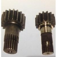 gear pinion swing alat berat 1
