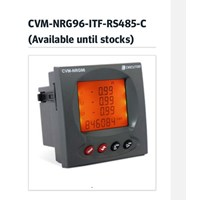 power analyzer meter circutor  CVM-NRG96