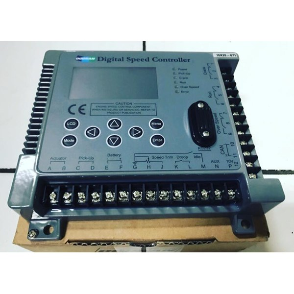 Digital Speed Controller Doosan DGC (Terbaru)
