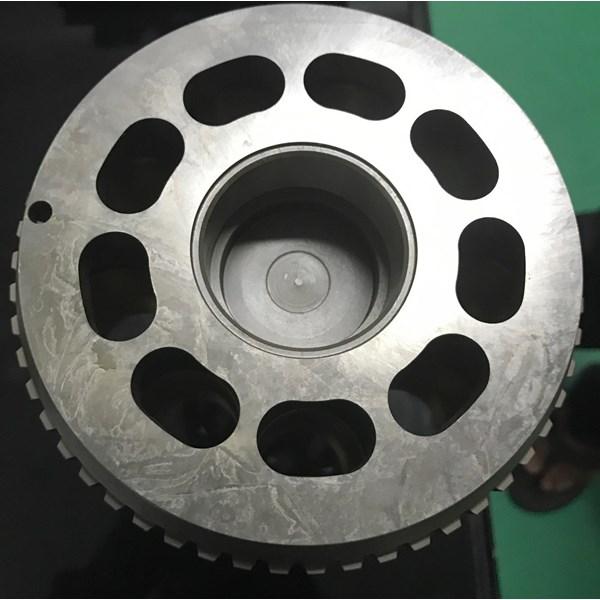 Silinder Hidrolik BLOK Pump Swing KOBELCO SK480-8