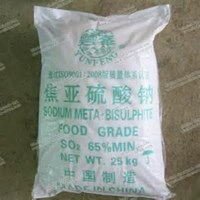 Jual SODIUM METABISULFITE FOOD