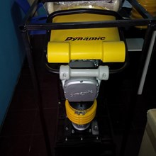 TAMPING RAMMER DYNAMIC EVERYDAY ETR 80 ( ENGINE HONDA GX 160 )