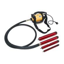 ELECTRIC VIBRATOR PORTABLE ENAR DINGO 230 V
