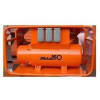 Electric Concrete Vibrator Neo Miktec NHF 4N dan Shaft NSF 50 60
