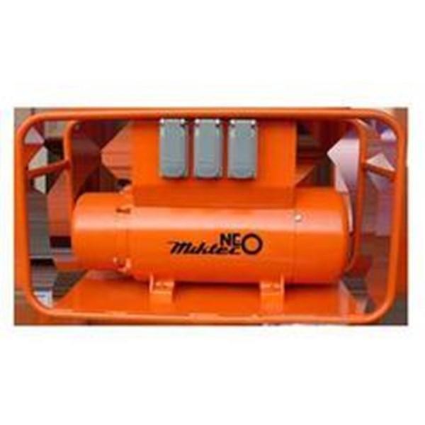 Electric Concrete Vibrator Neo Miktec NHF 4N dan Shaft NSF 50 60