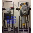 GASOLINE CONCRETE BREAKER WACKER NEUSON BH 55 10