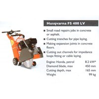 Beli FLOOR SAWING HUSQVARNA FS 400 LV 4