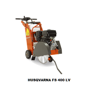FLOOR SAWING HUSQVARNA FS 400 LV