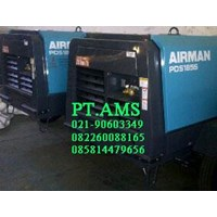 Jual Kompresor Angin AIRMAN PDS 185 S