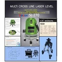 Jual Multi Cross Line Laser Sincon SL 270