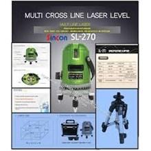 Multi Cross Line Laser Sincon SL 270