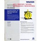VIBRATOR ELECTRIC WACKER NEUSON KTU 2 042 200 3