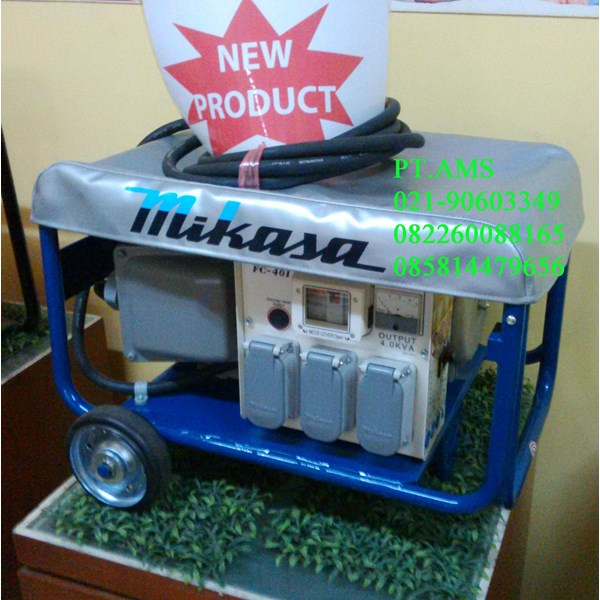 FREQUENCY CONVERTER MIKASA FC 401