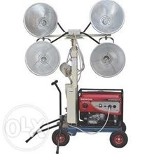 PORTABLE LIGHT TOWER EVERYDAY LT 4 X 1000 WATT