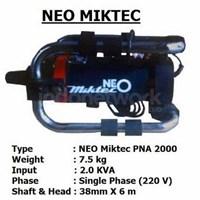 Distributor VIBRATOR BETON ELECTRIC NEO MIKTEC PNA 2000 3