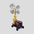 Light Tower 4000 Watt -  Everyday ZM22 ( 4 x 1000 Watt  )  2