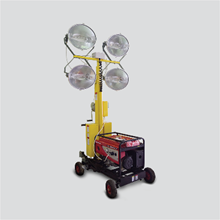 Light Tower 4000 Watt -  Everyday ZM22 ( 4 x 1000