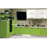 Kitchen Set Colour Minimalis