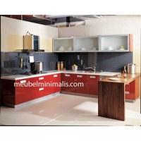 Luxury Interior Design Kitchen Set