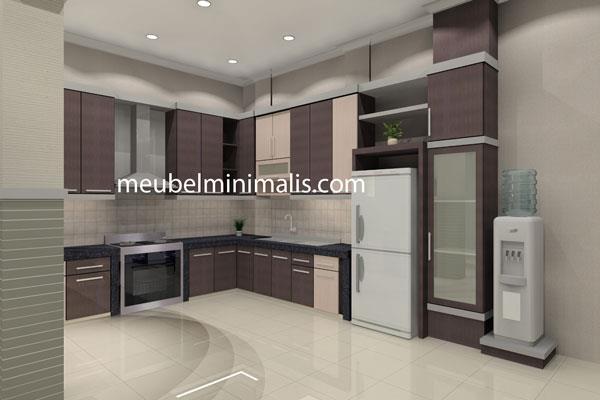 Jual kitchen set minimalis elegan harga murah jepara oleh for Jual kitchen set minimalis