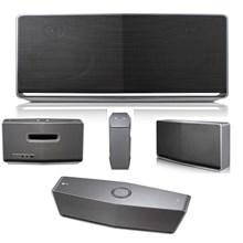 Speaker Portable LG Music Flow H5 Smart Hi-Fi Audio Wireles Multi-Room  -NP 8540