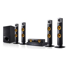 DVD Home Theater LG 1000w RMS 5.1 - DH 6340H