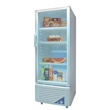 Showcase SHARP 200 Liter - SCH-210 PS