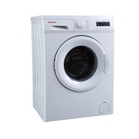 SHARP Front Loading washing machine 6 Kg-ES-FL862
