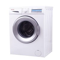 Front Loading washing machine SHARP 8 Kg-ES-FL1082G