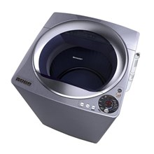 Mesin cuci Top Loading SHARP 11Kg-ES-M1108T-SA