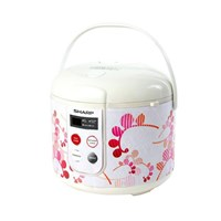 Jual RICE COOKER SHARP - KS-T18TL-RD