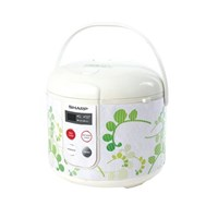 Jual RICE COOKER SHARP - KS-T18TL-GR