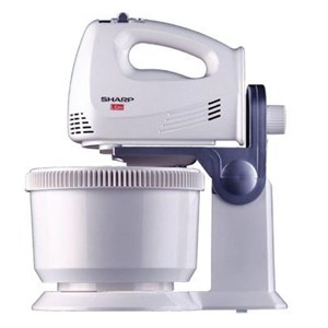 From SHARP stand-up Mixer EMS-51L (W) 0