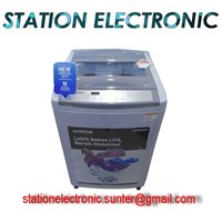 Washing Machine Top Loading Samsung Wobble 10Kg capacity - WA10M5120SG