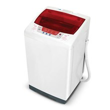 Mesin cuci top loading SANKEN 7 Kg - AW-S830 - Merah