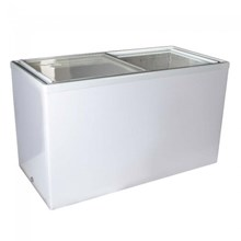 RSA Sliding Flat Glass Freezer 288 Liter XS-320