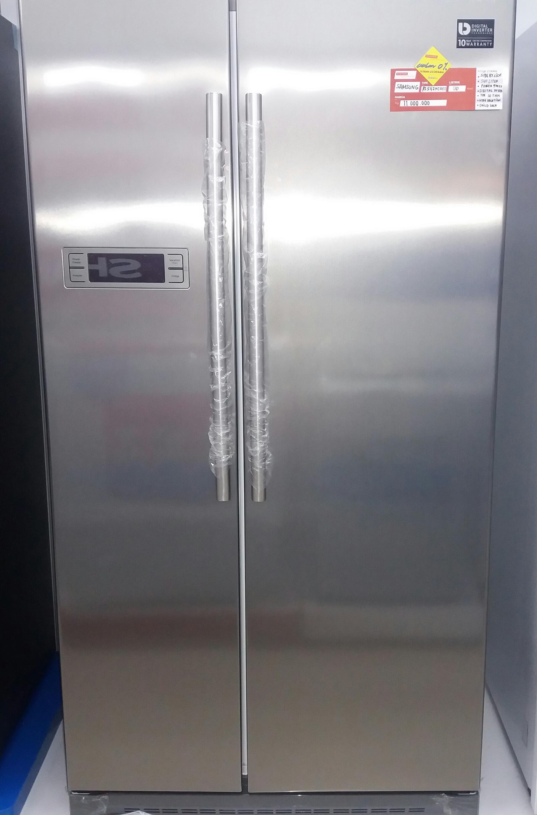 Jual Kulkas Inverter Samsung Welcome To 2 Pintu Rt20farwdsa 203l Silver Sell Side By Digital 540ltr