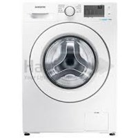 Jual Samsung Mesin Cuci Front ComboWasher White Dryer 7 Kg  - WD70M4453MW