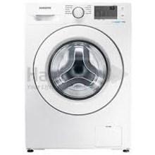 Samsung Mesin Cuci Front ComboWasher White Dryer 7
