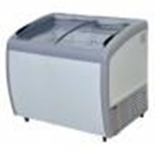 Freezer Kaca Geser GEA SD-260BY